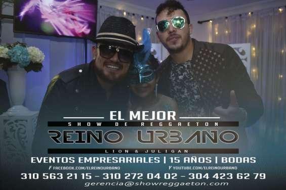 Fotos de Show de reggaeton quince años reino urbano 10