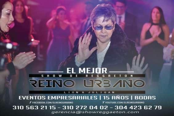 Fotos de Show de reggaeton quince años reino urbano 9