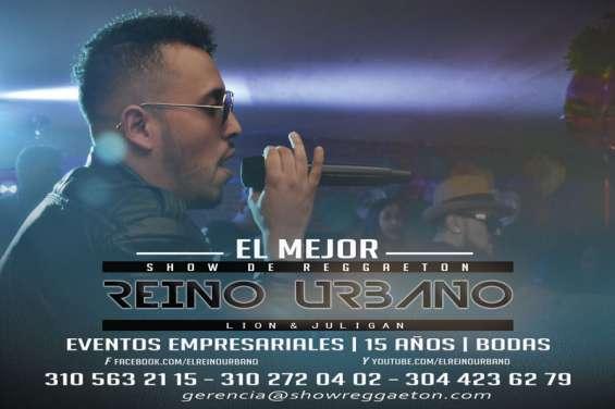 Fotos de Show de reggaeton quince años reino urbano 1