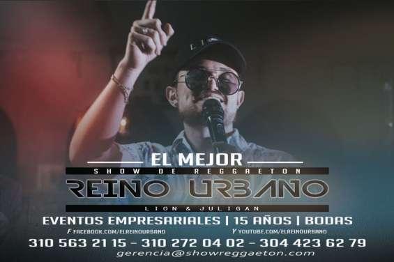 Fotos de Show de reggaeton quince años reino urbano 11