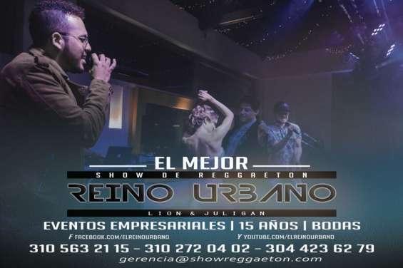 Fotos de Show de reggaeton quince años reino urbano 18