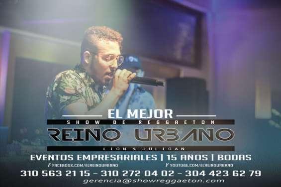 Fotos de Show de reggaeton quince años reino urbano 15