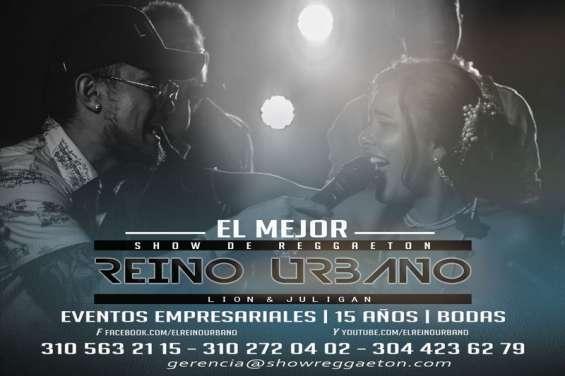 Fotos de Show de reggaeton quince años reino urbano 12