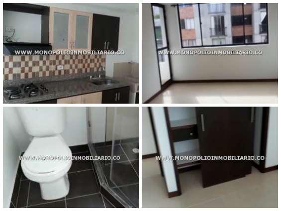 Apartamento en venta - itagüí villalia **cod////////: 11974