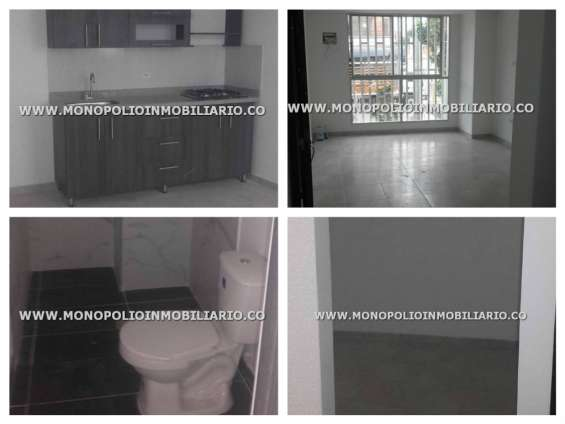 Apartamento en venta - niquia bello **cod////: 11236