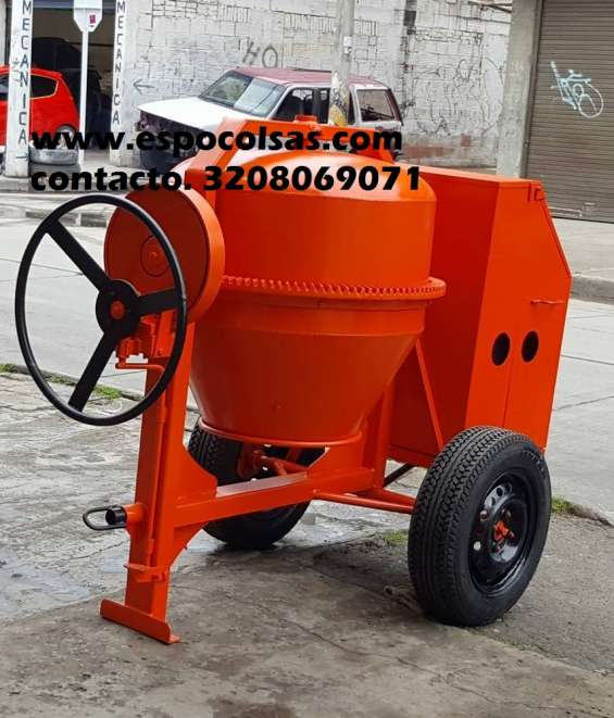Fotos de Mezcladoras para cemento - trompos gasolina forte 2