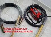 vibradores para concreto northrock, bosch y rotermax