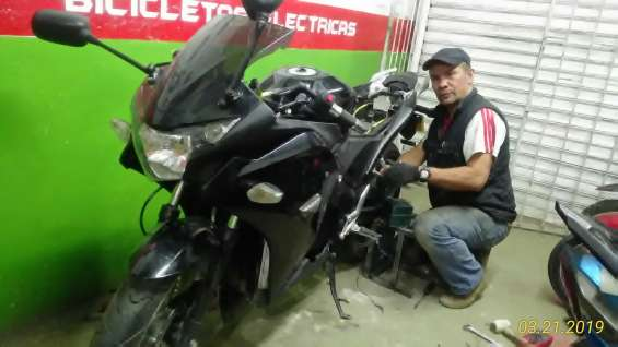 Fotos de Mecanico de motos electricas 4