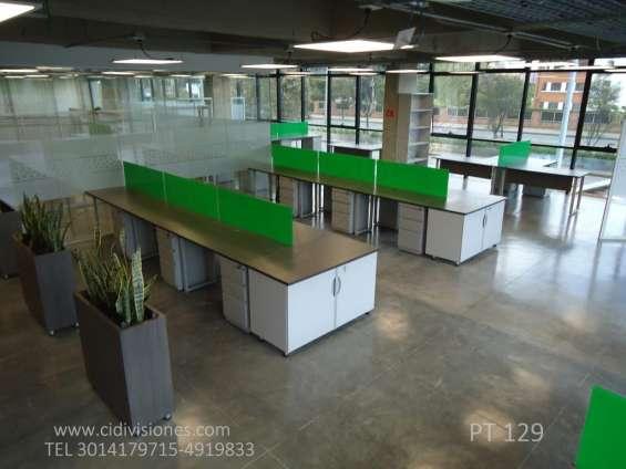 Escritorios muebles oficina