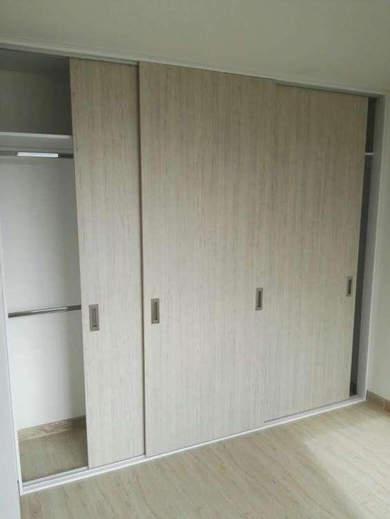 Tres cuartos con closets