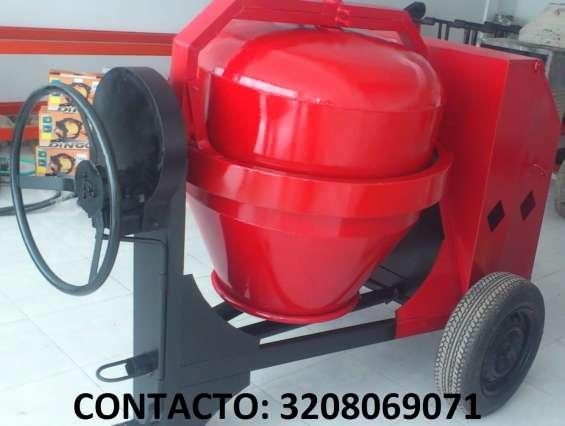 Fotos de Mezcladoras para cemento - trompos gasolina 2